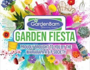 Garden Fiesta poster 1