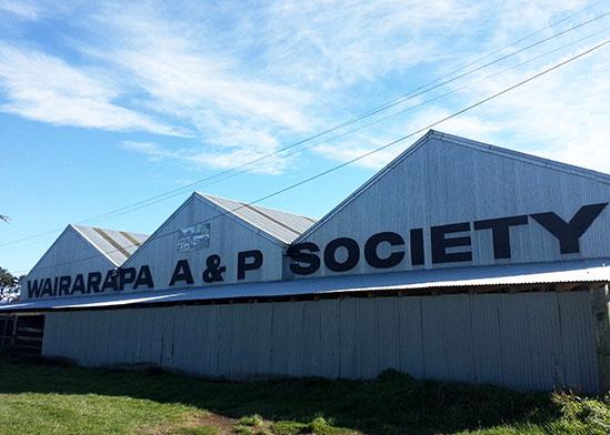 Wairarapa A&P Show AnP
