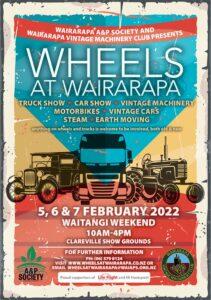 wheels at wairarapa 2022